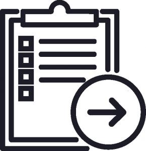 Zoll Icon Erstellung der Exportdokumente